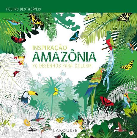 Imagem de Livro - Inspiração Amazônia
