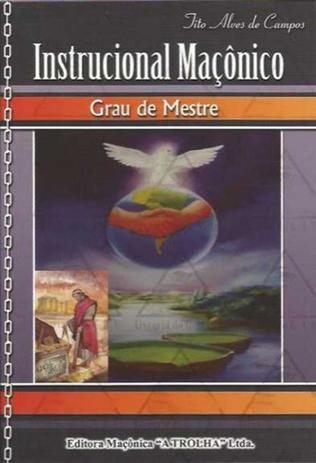 Imagem de Livro Instrucional Maçônico - Grau Mestre