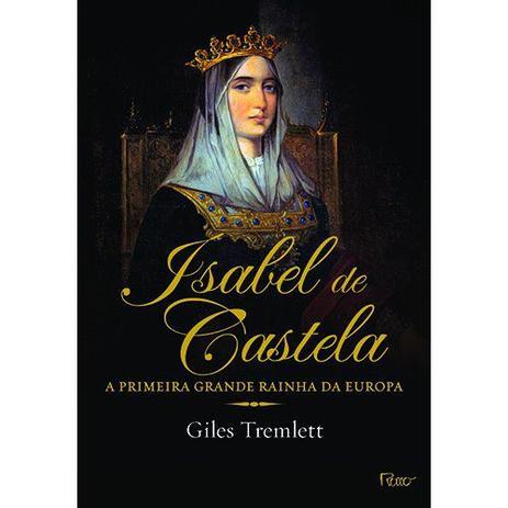 Imagem de Livro - Isabel de Castela