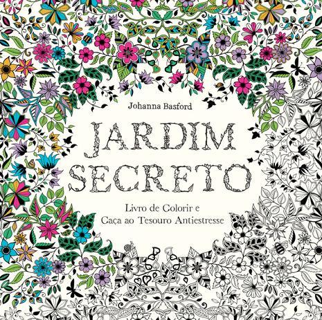 Imagem de Livro - Jardim secreto