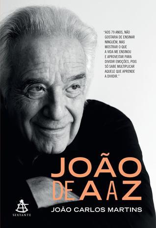 Imagem de Livro - João de A a Z
