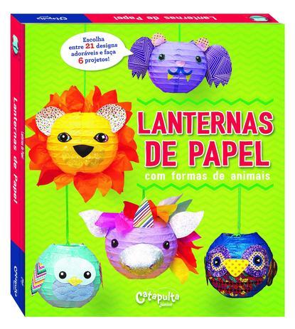 Imagem de Livro - Lanternas de papel