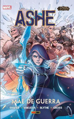 Imagem de Livro - League Of Legends: Ashe - Mãe De Guerra