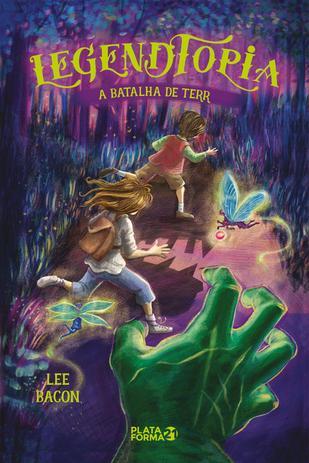 Imagem de Livro - Legendtopia: A Batalha de Terr