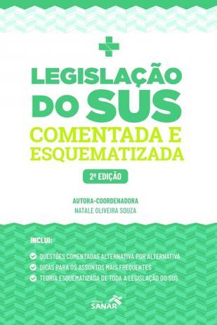Imagem de Livro - Legislação Do Sus Comentada e Esquematizada - Souza