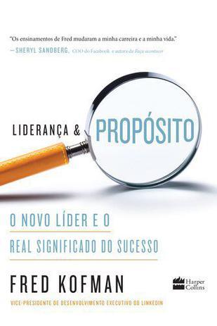 Imagem de Livro - Liderança e propósito