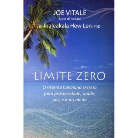 Imagem de Livro - Limite zero