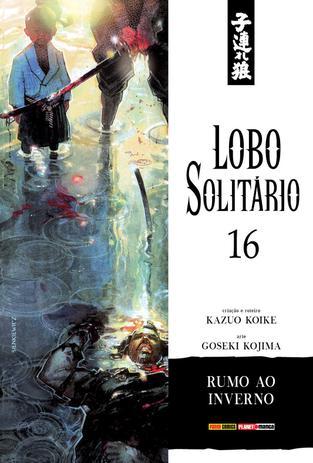 Imagem de Livro - Lobo Solitário Vol. 16
