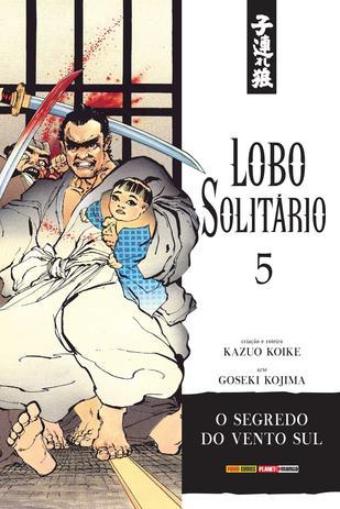 Imagem de Livro - Lobo Solitário - Volume 05