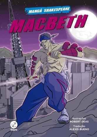 Imagem de Livro - Macbeth (Mangá Shakespeare)