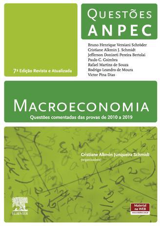 Imagem de Livro - Macroeconomia