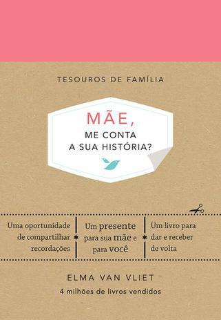 Imagem de Livro - Mãe, me conta sua história?