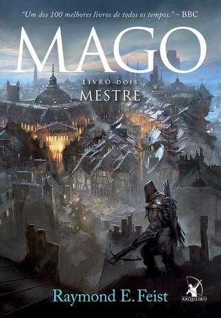 Imagem de Livro - Mago: Mestre (A Saga do Mago – Livro 2)