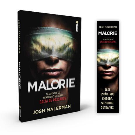 Imagem de Livro - Malorie – Sequência de Bird Box - Acompanha Marcador de Páginas