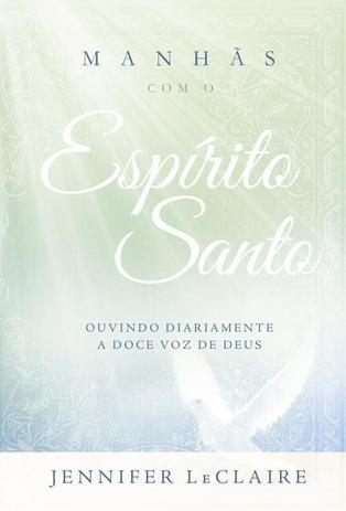 Imagem de Livro - Manhãs com o Espírito Santo