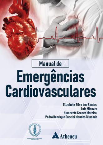 Imagem de Livro - Manual de emergências cardiovasculares