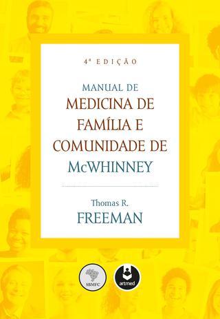 Imagem de Livro - Manual de Medicina de Família e Comunidade de McWhinney