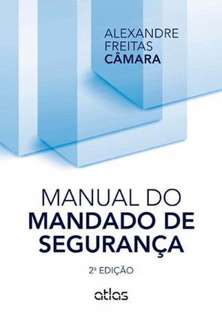 Imagem de Livro - Manual Do Mandado De Segurança