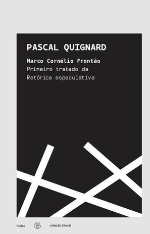 Imagem de Livro - Marco Cornélio Frontão