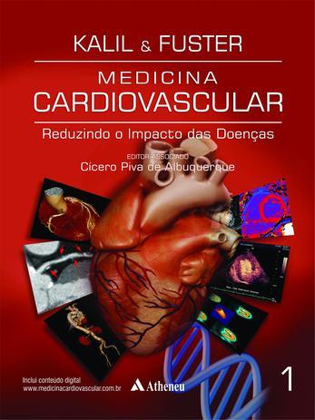 Imagem de Livro - Medicina cardiovascular
