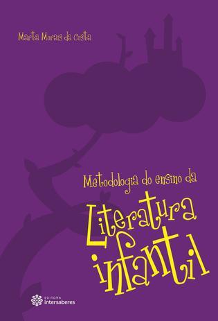 Imagem de Livro - Metodologia do ensino da literatura infantil