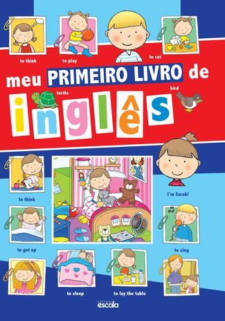 Imagem de Livro - Meu primeiro livro de inglês