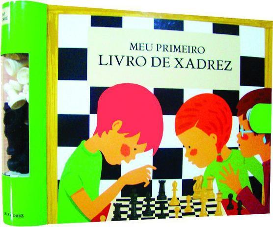 Imagem de Livro - Meu primeiro livro de xadrez