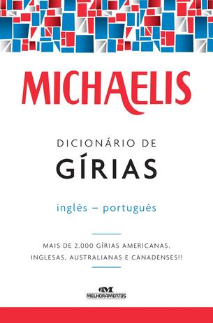 Imagem de Livro - Michaelis dicionário de gírias – inglês-português