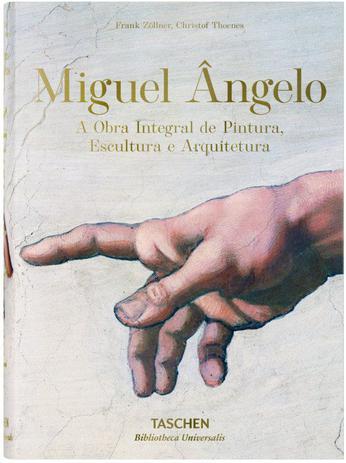 Imagem de Livro - Michelangelo - Obra completa de pintura