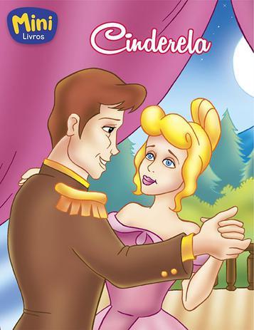 Imagem de Livro - Mini - princesas: Cinderela
