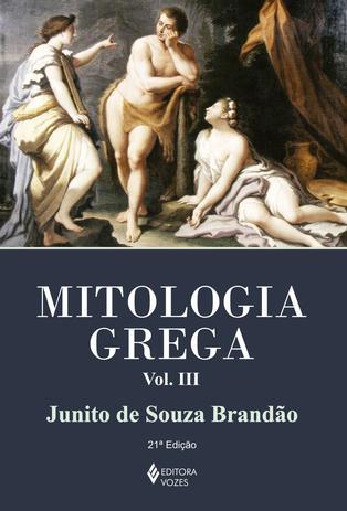 Imagem de Livro - Mitologia grega Vol. III