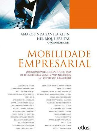 Imagem de Livro - Mobilidade Empresarial