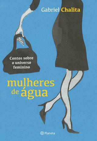 Imagem de Livro - Mulheres de água