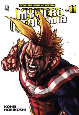 Imagem de Livro - My Hero Academia - Vol. 11