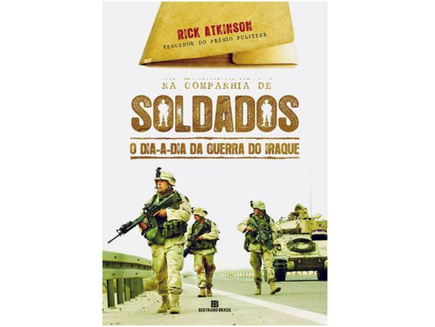 Imagem de Livro Na Companhia de Soldados