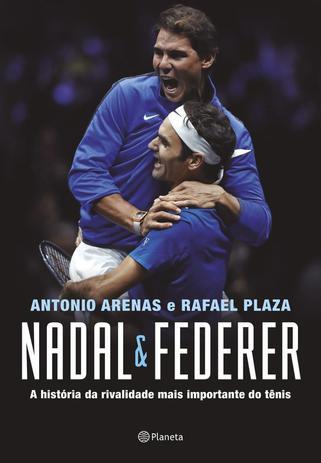Imagem de Livro - Nadal & Federer