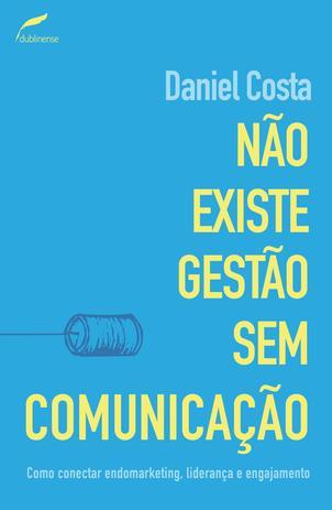Imagem de Livro - Não existe gestão sem comunicação