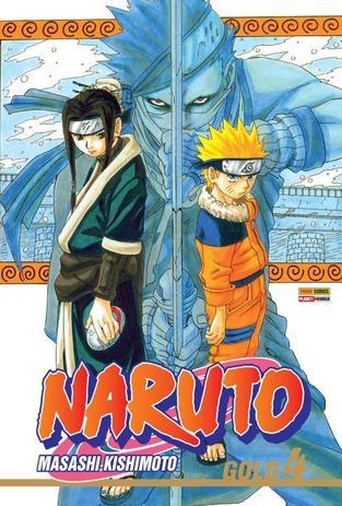 Imagem de Livro - Naruto Gold Vol. 04