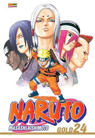 Imagem de Livro - Naruto Gold Vol. 24