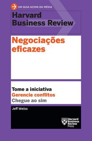 Imagem de Livro - Negociações eficazes