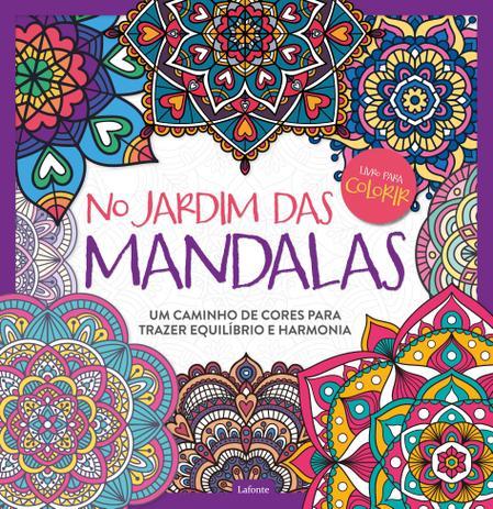 Imagem de Livro - No Jardim das Mandalas