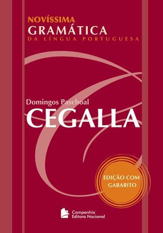 Imagem de Livro - Novíssima Gramática da Língua Portuguesa