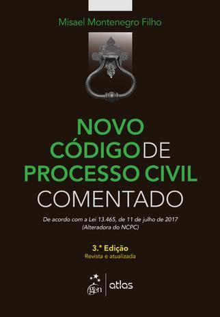 Imagem de Livro - Novo Código de Processo Civil Comentado