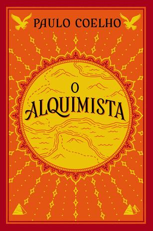 Imagem de Livro - O alquimista