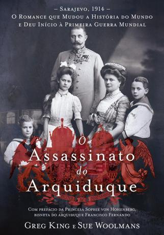 Imagem de Livro - O Assassinato do Arquiduque