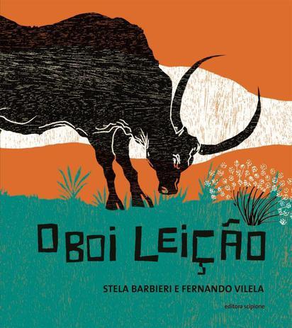 Imagem de Livro - O boi Leição