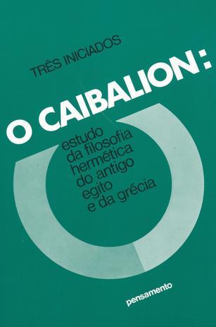 Imagem de Livro - O Caibalion