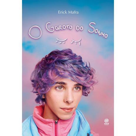 Imagem de Livro - O garoto do sonho