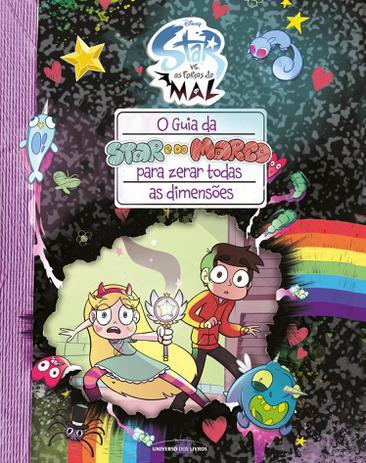 Imagem de Livro - O guia da Star e do Marco para zerar todas as dimensões