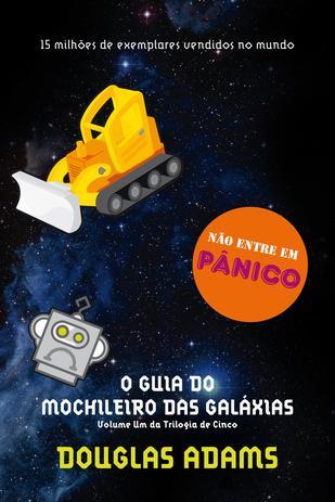 Imagem de Livro - O guia do mochileiro das galáxias
